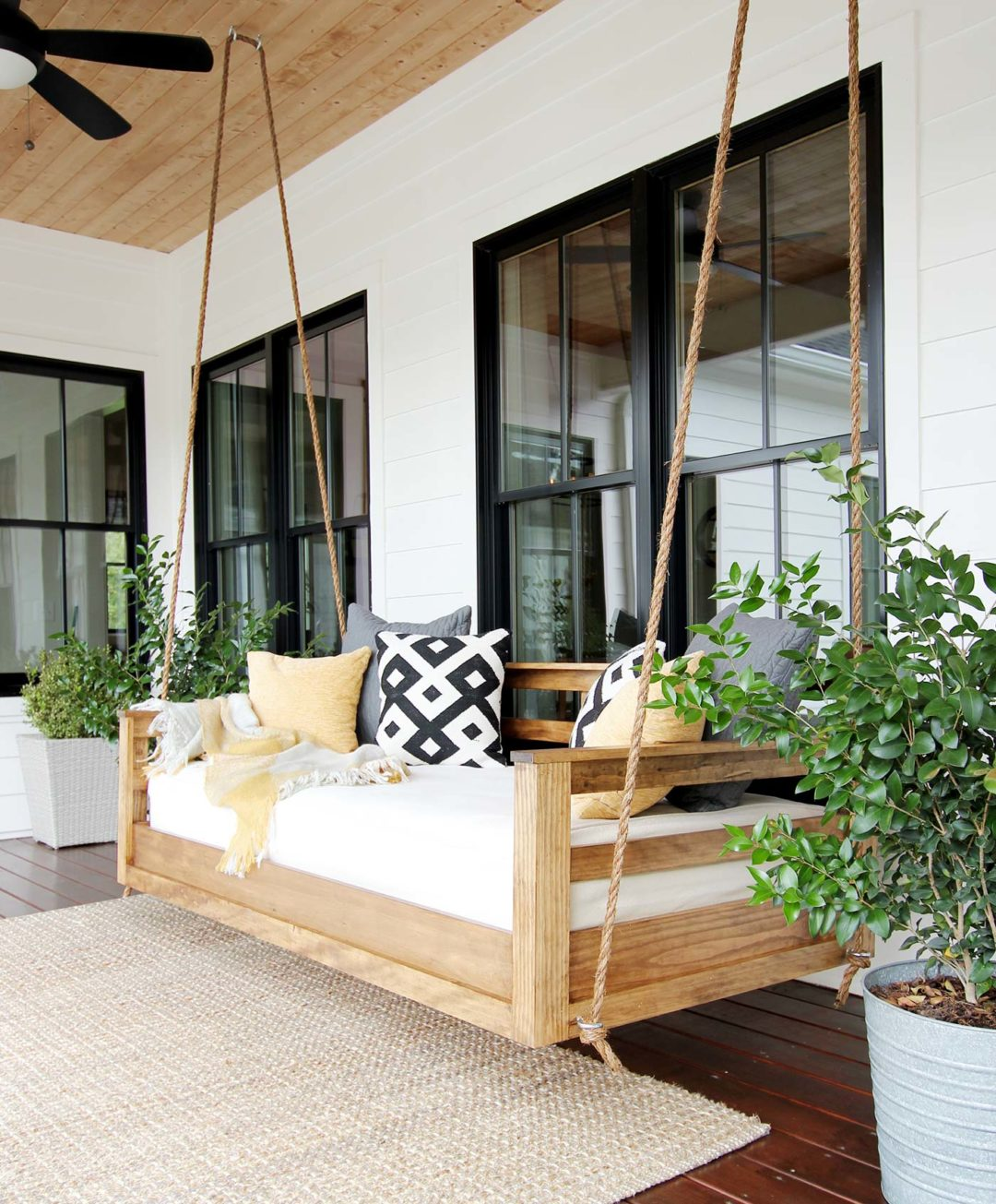 Glider Bench Swing
