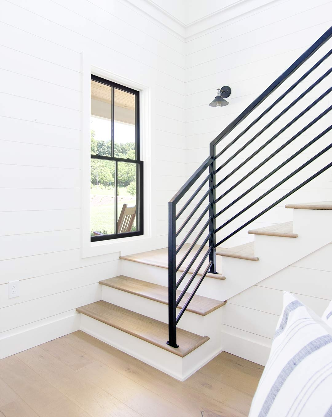 How To Match Solid Stair Treads To Prefinished Hardwood Flooring   Hardwood Stair Treads Price   Flooring   Risers   Basement Stairs   Prefinished   Stair Parts