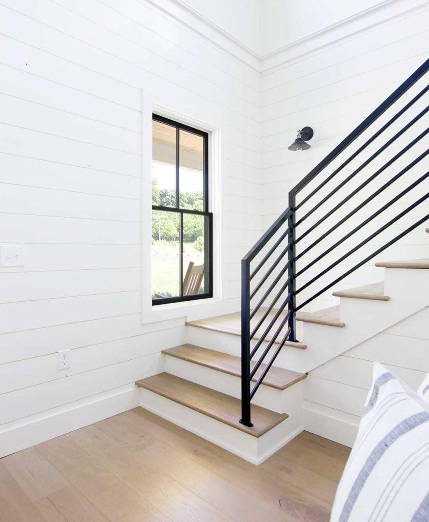 How To Match Solid Stair Treads To Prefinished Hardwood Flooring | Installing Engineered Hardwood On Stairs | Laminate Flooring | Carpet | Edge Engineered | Nail Head | Dark Walnut