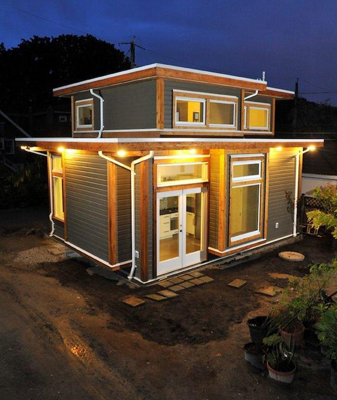 Casa economica en 2 pisos