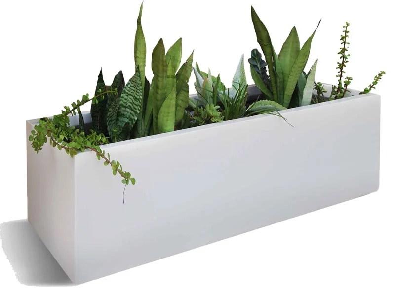 Narrow Planter Box