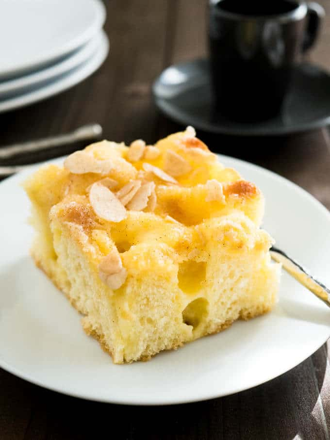 Vanilla Apple Cake Recipe