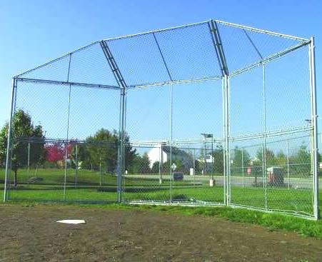 Backstops Playground Equipment Usa