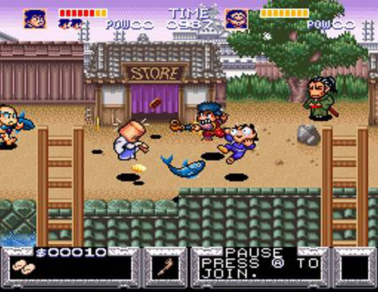 Legend of the Mystical Ninja Review   SNES HUB image003