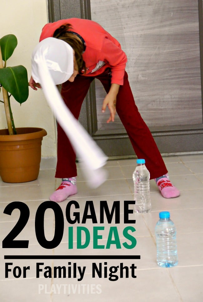 Game Ideas Family Home Evening