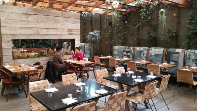 Hinoki and the Bird Patio           Please The Palate