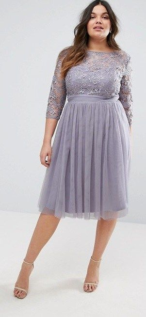Beautiful Formal Dress For Fat People