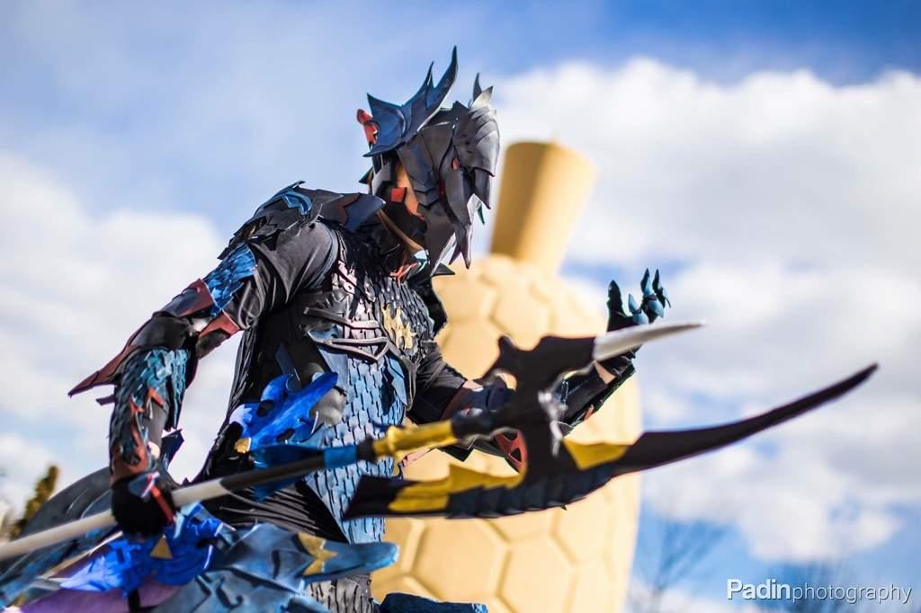 Heavensward Dragoon Shoots | Cosplay Amino