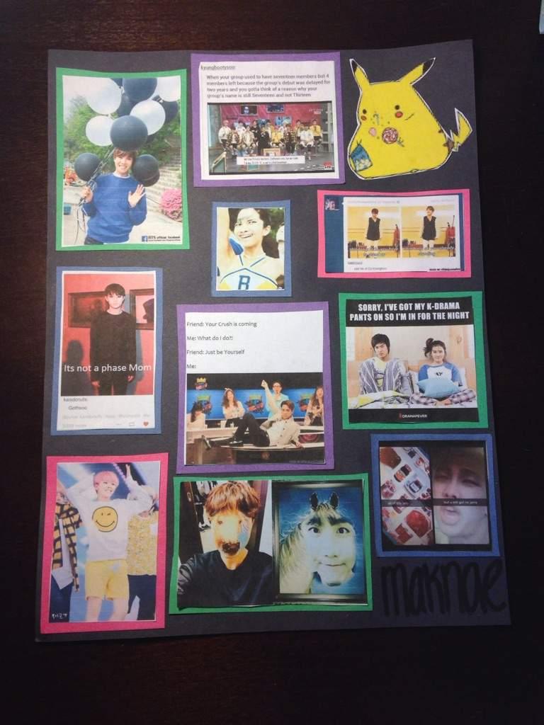 Random Diy Kpop Gifts I Made | K-Pop Amino