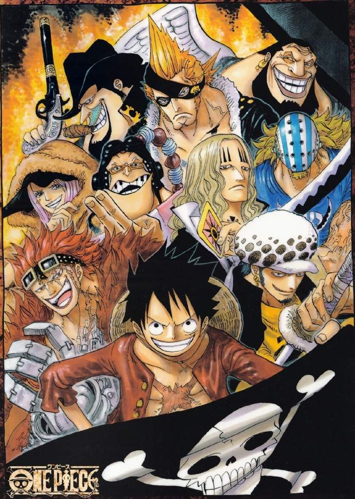 ⚜Top 20 Strongest One Piece Characters⚜ | Anime Amino