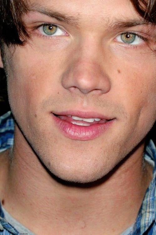 Eye Color Jared Padalecki