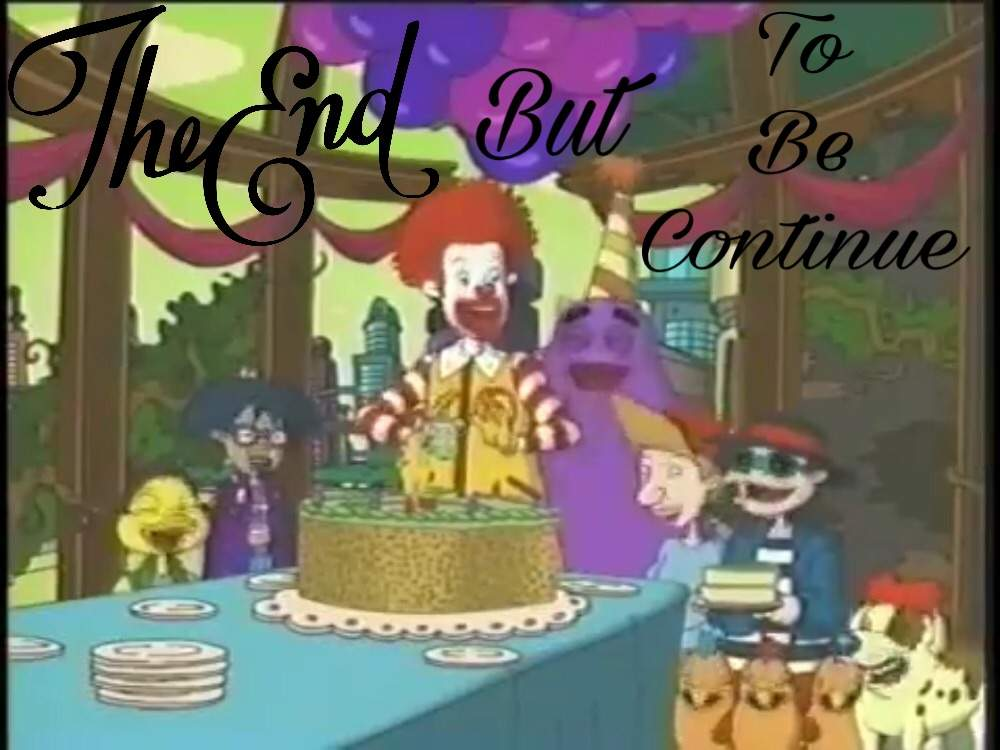 Wacky World Ronald Mcdonald Birthday World