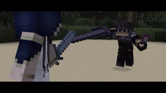 Shad Minecraft Diaries Aaron Destroyer