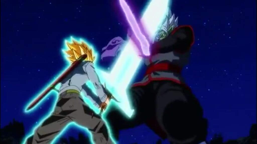 Spirit Sword Dragon Ball