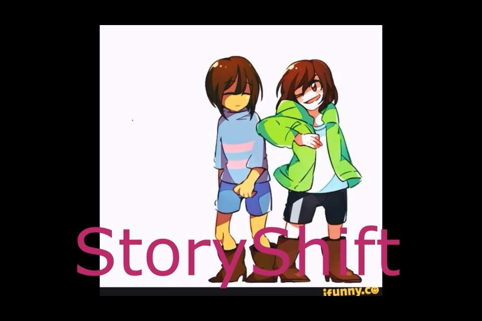 Undertale Storyshift 34 Rule Chara