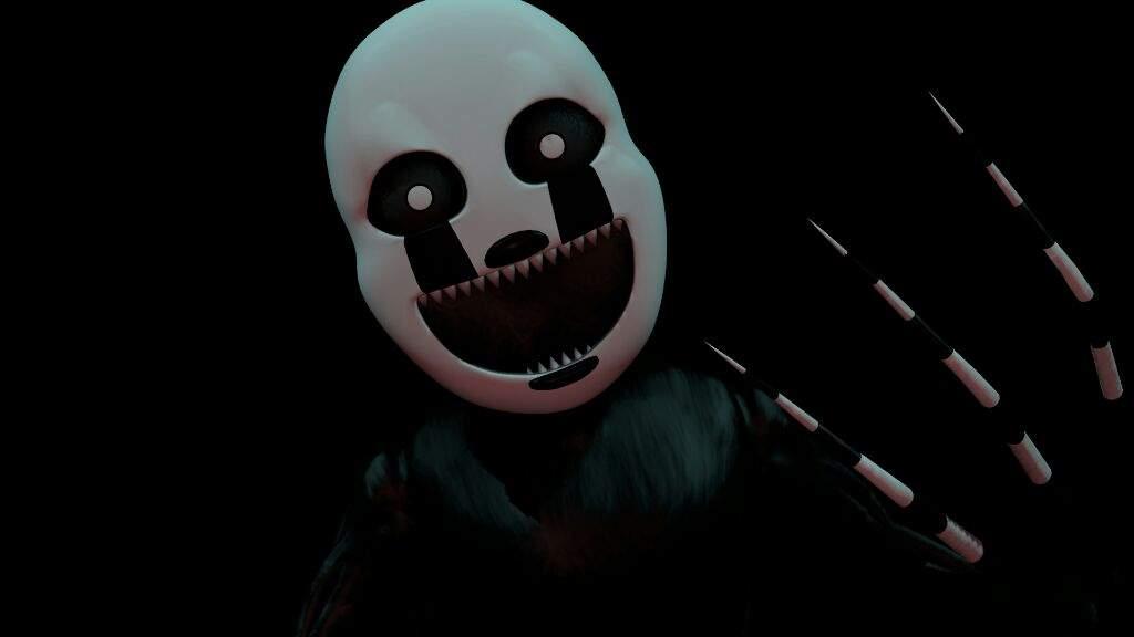 Marionette Five Nights Freddy Nightmare