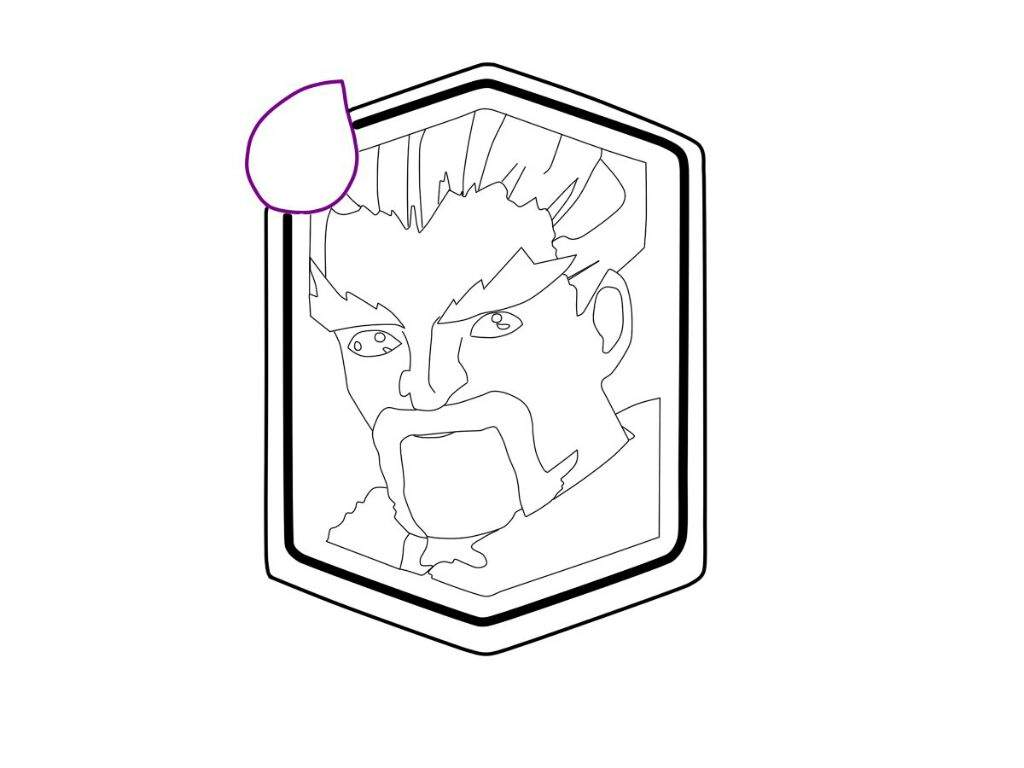 Sparky Clash Royale Coloring Pages