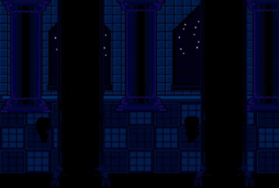 Judgement Game Hall Sans