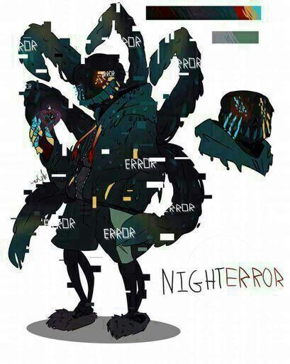 Nightmare Abyss X Sans Sans