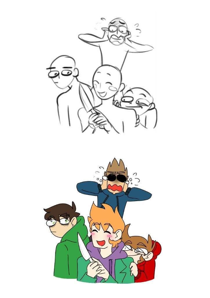 Draw Squad Eddsworld