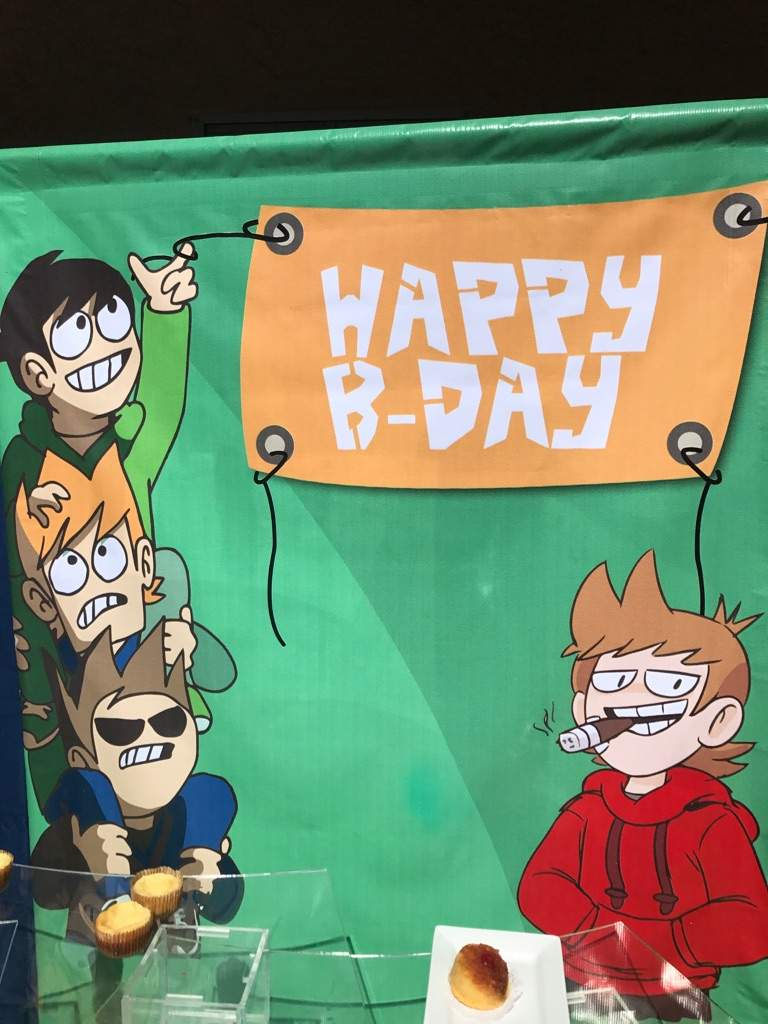 My Eddsworld Party 🌎eddsworld🌎 Amino