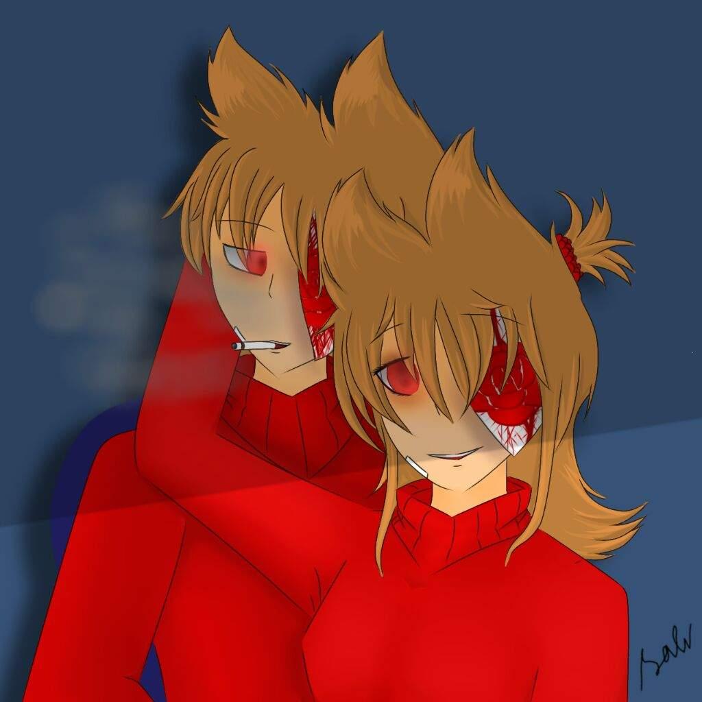 Tori Eddsworld Red Leader