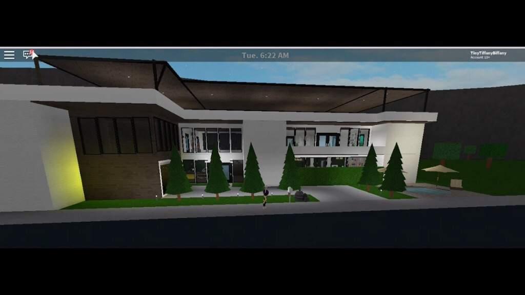 Bloxburg Roblox Starter Homes
