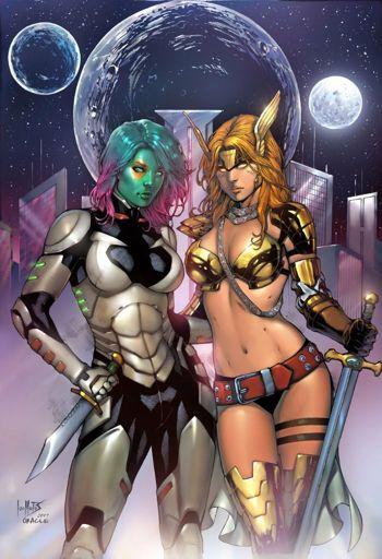 Image of: Scott Campbell Gamora comics Amino Apps Gamora comics Wiki Marvel Amino