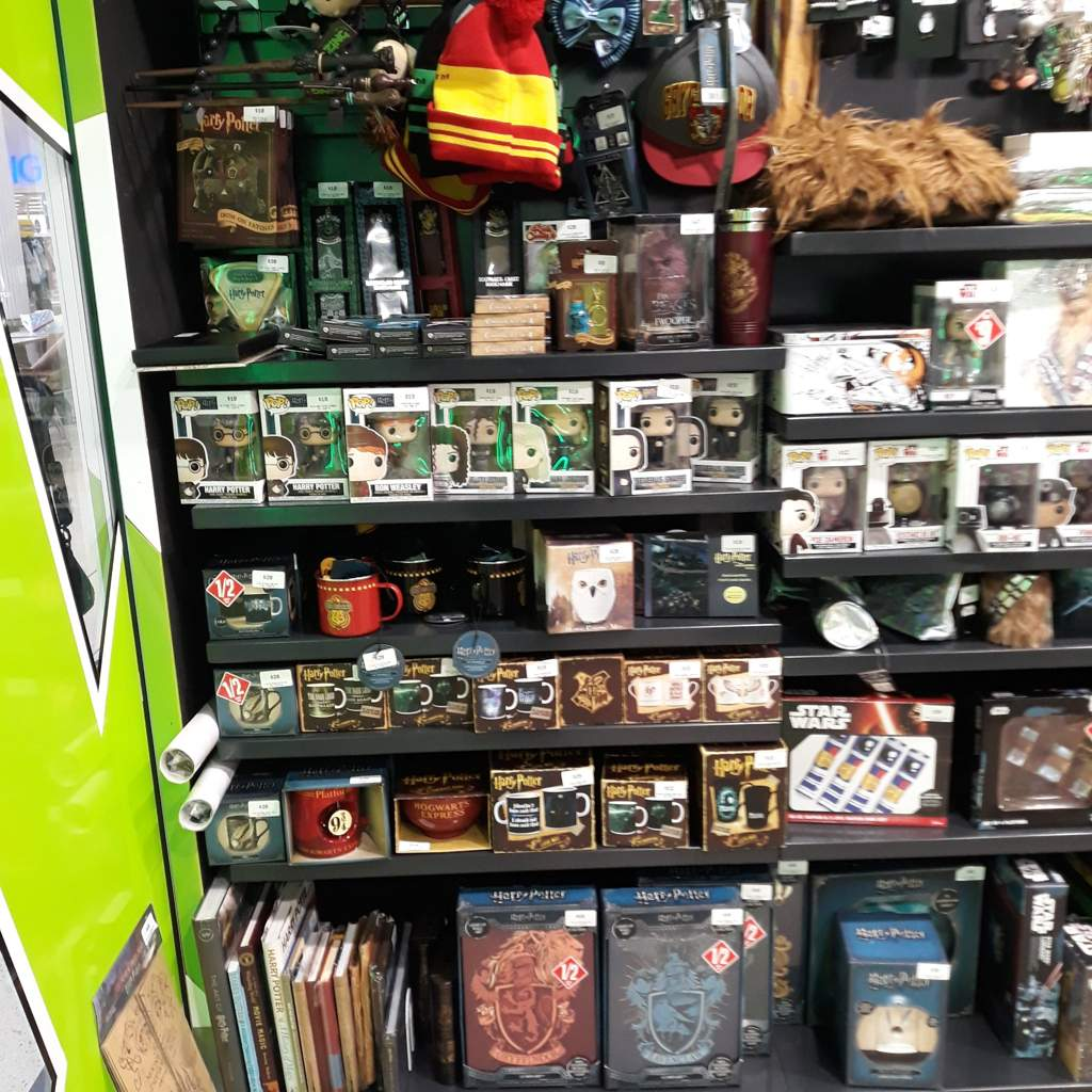 Went to EBgames with my brother and there was a section just full of     Went to EBgames with my brother and there was a section just full of HP  stuff   Harry Potter Amino
