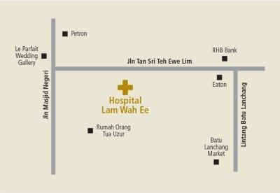 Bệnh viện Lam Wah Ee – Penang Centre of Medical Tourism
