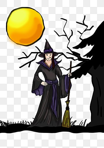 Witch Png Images Download 2 983 Witch Png Resources With