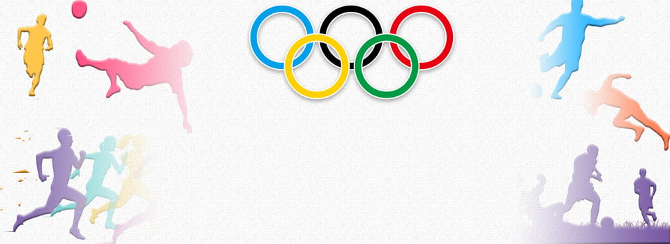 Olympic Sports Silhouette