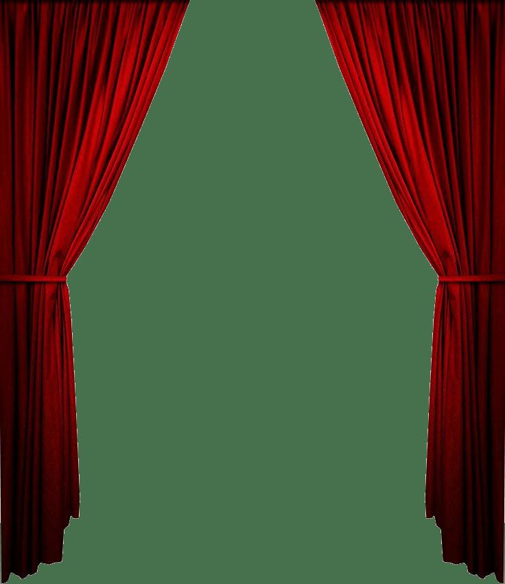 Stage Light Transparent Background
