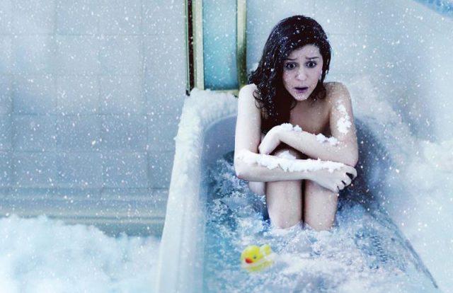 Фото на тему «Почему нельзя мыться при температуре?»