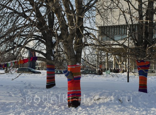 Игрушки на городскую елку - фото идей и мастер-классы 2021