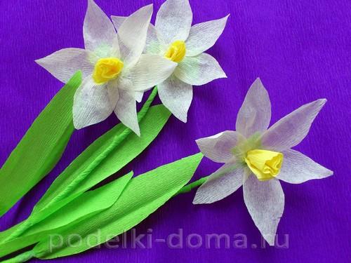 Narciss iz gofrobumagi12.