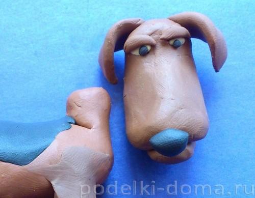 কুকুর Terrier প্লাস্টিকের 09