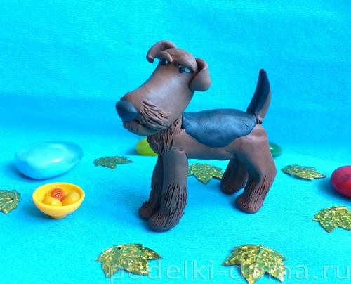 কুকুর Terrier প্লাস্টিকের 12