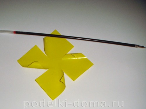 Paper Flowers daffodils03.