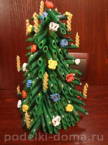 Árvore de Natal de macaron