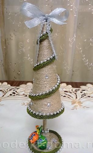 Рождестволық ағаш конустары3