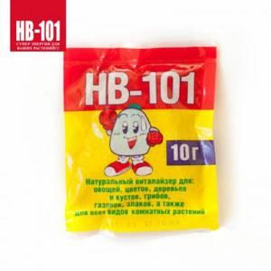 HV 101 тыңайтқышын қолдану