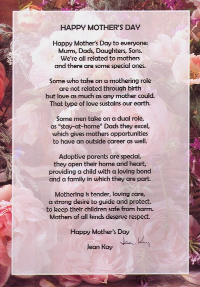 20+ Adorable Mothers Day Poems | Unique Viral
