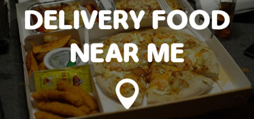 Food Near Me Location