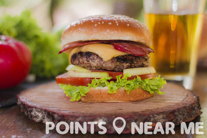 Food Places Near Me Fast Food