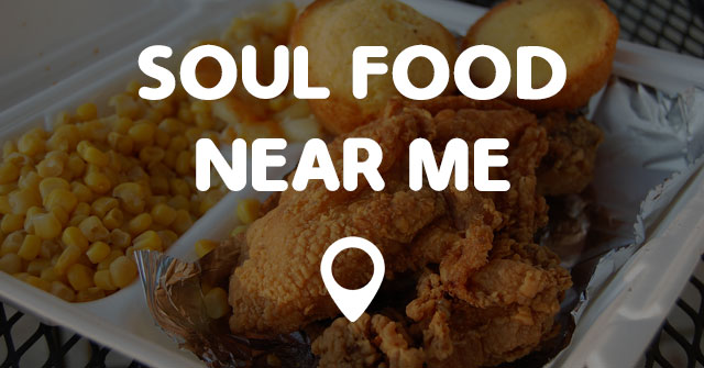 List Food Places Near Me