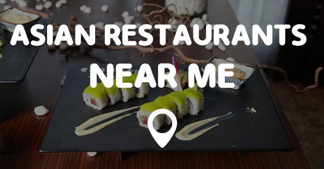 Restaurants Near Me Middle Eastern