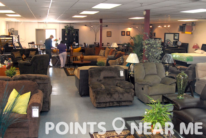Stores Near New Furniture Me
