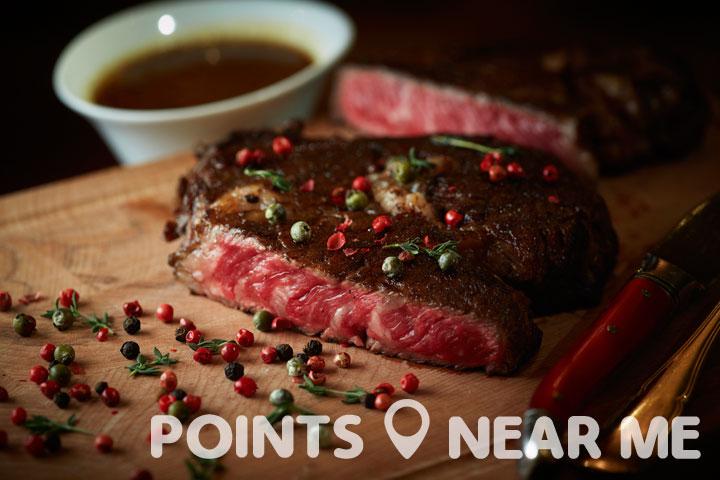 Good Steak Around Me