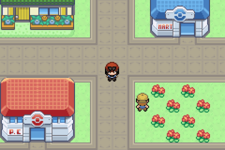 pokemon xy gba hack android